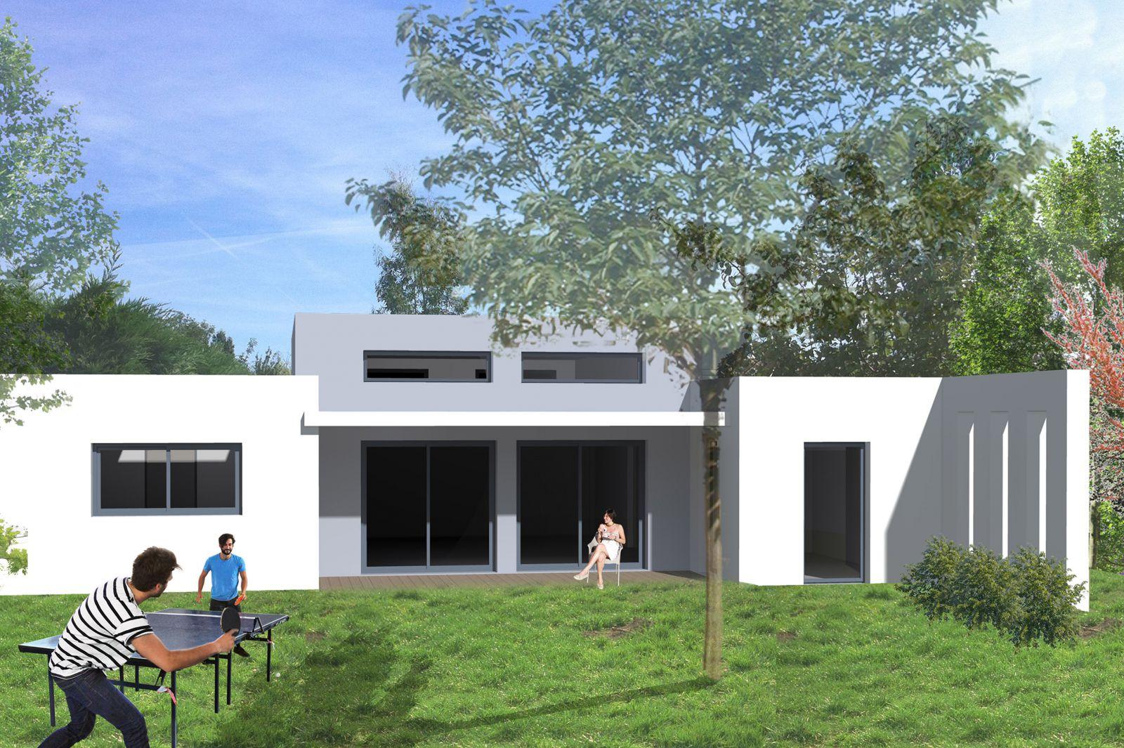 maison architecte toulouse maison moderne